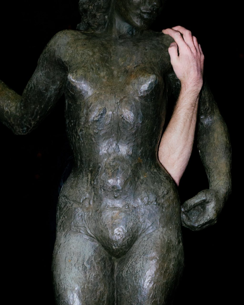 Pearlie Frisch, Oeffentliche Hand, 2020
